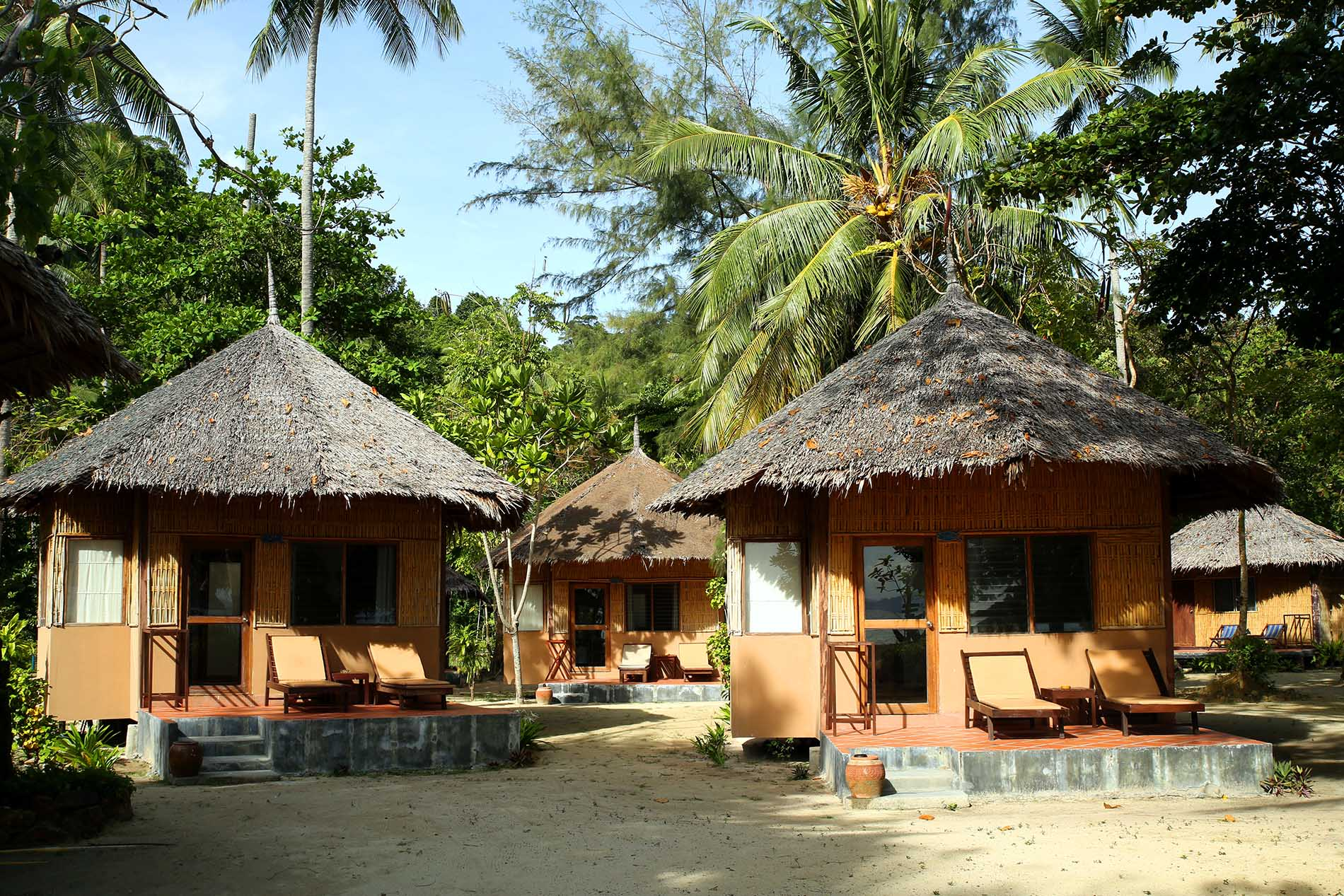 Cottage in Koh Ngai